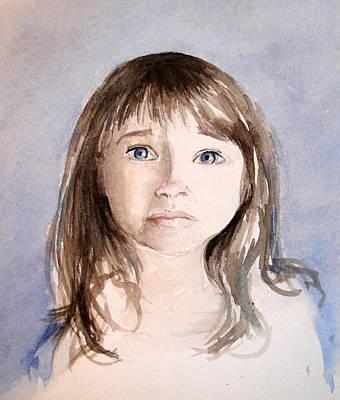She's Sad Original by Allison Ashton