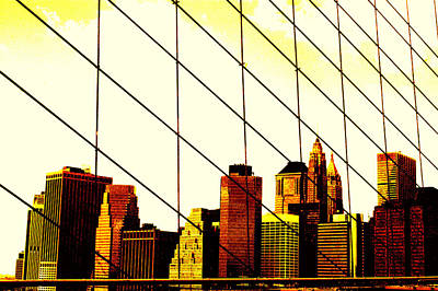 City Photograph - Shine by Emily Stauring