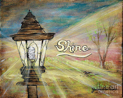 Shine Original by Janis Lee Colon