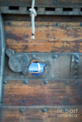 Photograph - Ship Ahoy.. by Nina Stavlund