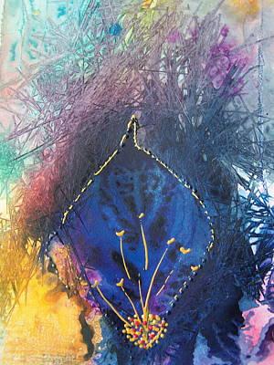Cobra Mixed Media - Shiva by Vijay Sharon Govender
