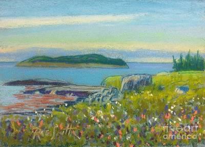 Shut In Island  Original by Rae  Smith
