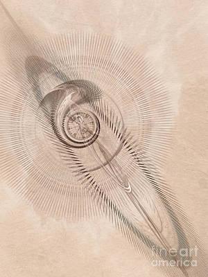 Petroglyph Digital Art - Sigil by John Edwards
