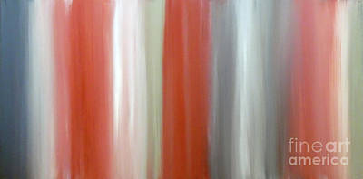 Abstract Handbag Painting - Silence by Jilian Cramb - AMothersFineArt