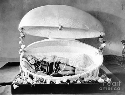 Thelma Photograph - Silent Film Still, 1931 by Granger