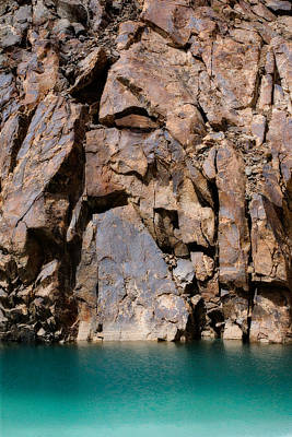 River Photograph - Silent Rocks by Konstantin Dikovsky