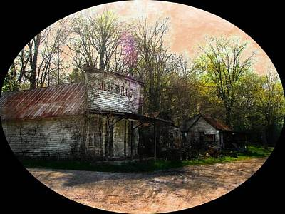 Photograph - Silverville Ghost Town by Julie Dant