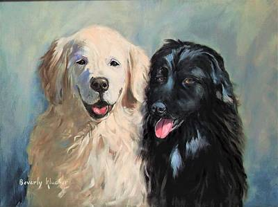 Simply Pals Original by Beverly Klucher