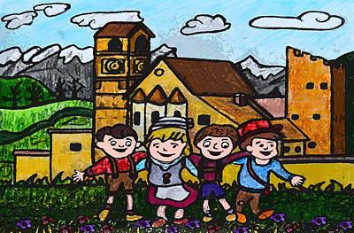 Singen Muesterly Original by Monica Engeler