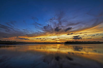 Photograph - Singer Island Sunset by Island Photos