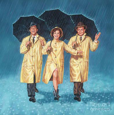 Singin' In The Rain Original by Dick Bobnick