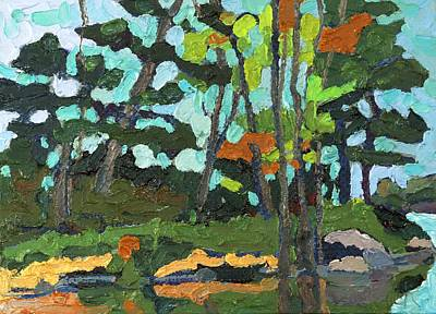 Singleton Island Original by Phil Chadwick