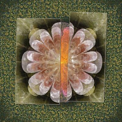 Singsongs Harmony Flower  Id 16165-000556-81911 Print by S Lurk