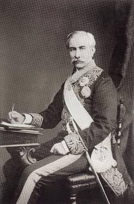 Sir Henry Bartle Edward Frere, 1st Print by Vintage Design Pics