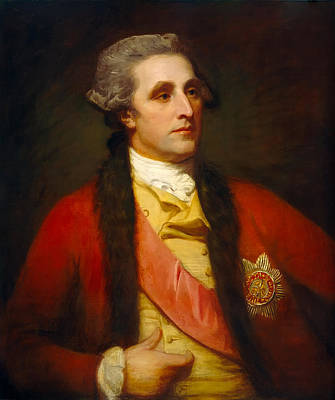 Romney Painting - Sir William Hamilton by Mountain Dreams