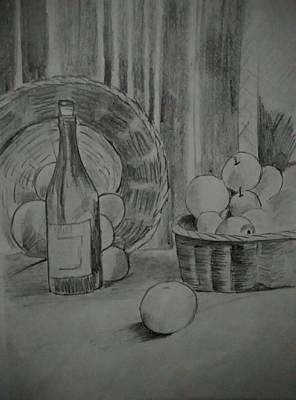 Kitchen Print by Ashish Nautiyal