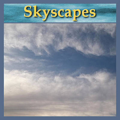 Skyscapes Gallery Icon Print by Glenn McCarthy Art and Photography