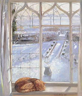 Sleeper Print by Timothy Easton