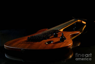 Heavy Metal Digital Art - Slow-hand-guitar by Franziskus Pfleghart