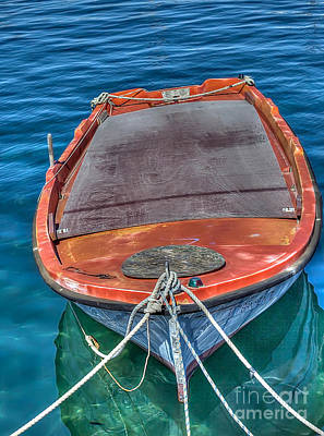 Photograph - Small Boat by Eleni Mac Synodinos
