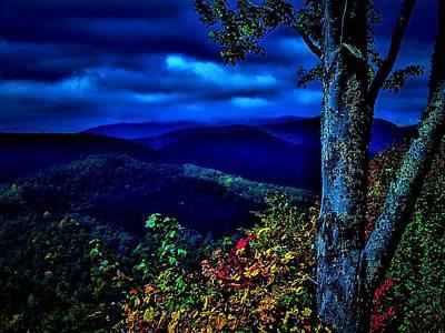Smokey Mountain Still Life Print by William Jones