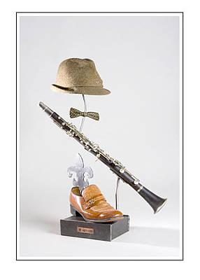 Art Sculpture - Smooth Jazz by Benjamin Bullins
