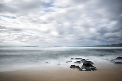 Clouds Photograph - Smoothing Out Kauai by Jon Glaser