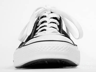 Sneaker - Front Print by William Fehr