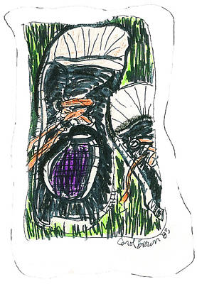 Sneakers Mixed Media - Sneakers by Macaque
