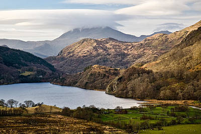 Snowdonia Photograph - Snowdonia No3 by Dave Bowman