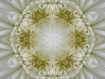 Snowflake Print by Michele Caporaso