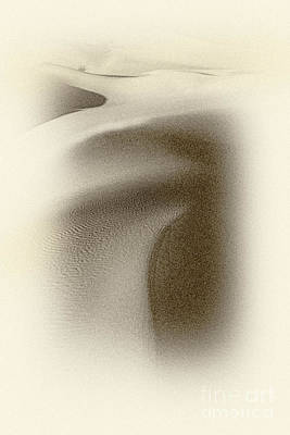 Light And Dark Photograph - Soft Dunes by Paul W Faust - Impressions of Light