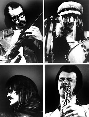 1960s Fashion Photograph - Soft Machine, C. 1970 by Everett