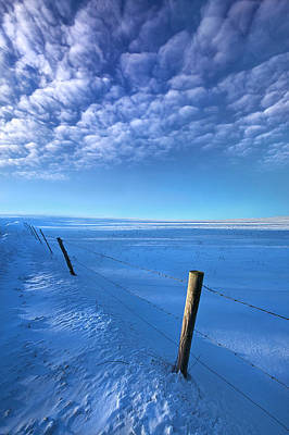 Heaven Photograph - Softer Than A Lullaby by Phil Koch