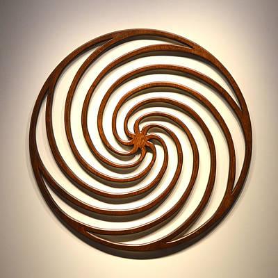 Sol In Motion Original by Matthew Ridgway