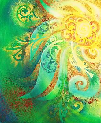 Soleil Print by Reina Cottier