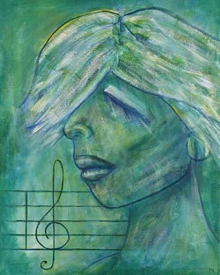 Solo Print by Patricia Alexandra