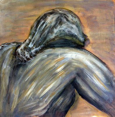 Sorrow Print by Paul Fell