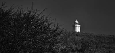 South Foreland Lighthouse Print by Nigel Jones