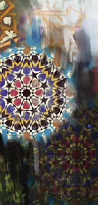 Spain Painting - Spanish 167 2 by Mawra Tahreem