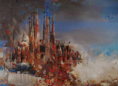 Spain Painting - Spanish Culture 33b by Corporate Art Task Force