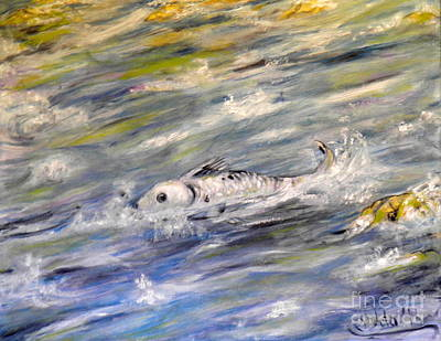 Spawn Original by Ida Eriksen