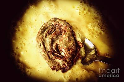 Speakeasy Pudding Print by Jorgo Photography - Wall Art Gallery