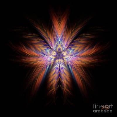 Spectra Print by Alina Davis
