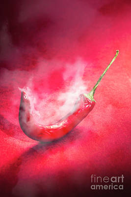 Kitchen Photograph - Spicy Food Art by Jorgo Photography - Wall Art Gallery
