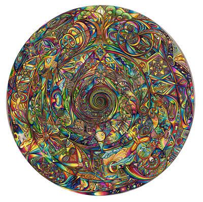 Spiralia Original by diNo