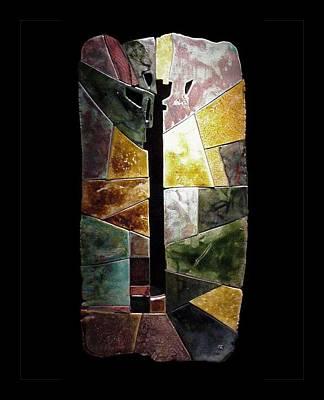 Ceramic Mixed Media - Spirit Of Ambition by Bates Clark