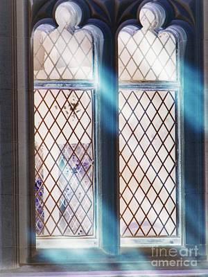 Spirit Window Print by Roxy Riou