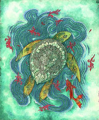 Spiritus Tartari Print by Kristian Johnson Michiels