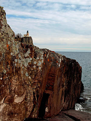 Peterson Nature Photograph - Split Rock Island by James Peterson